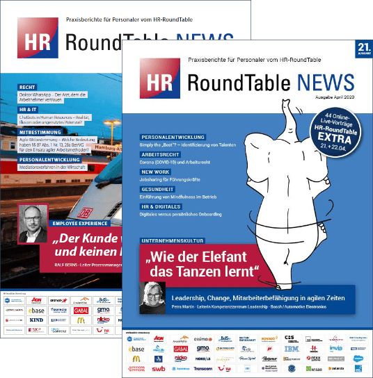 HR RoundTable - News